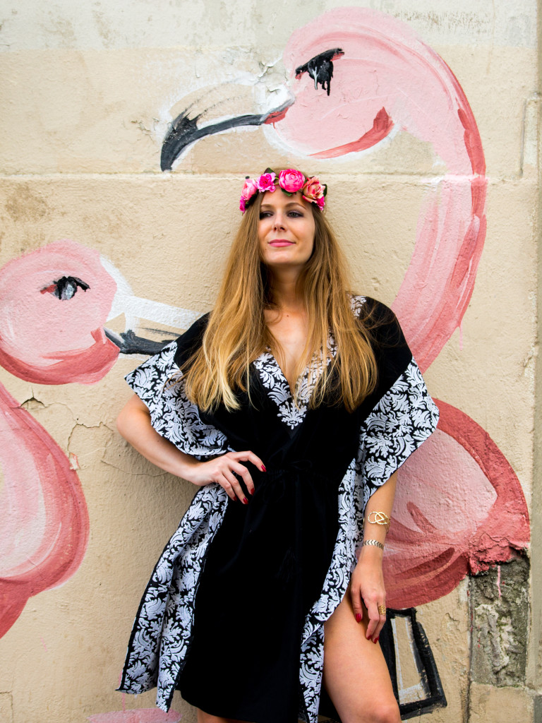 Sarah Paris Frivole - blog parisien - look du jour