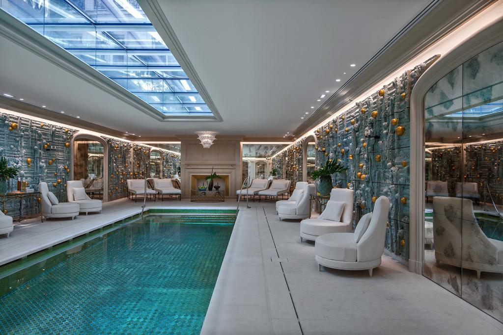 spa de l'hôtel de Crillon - Paris