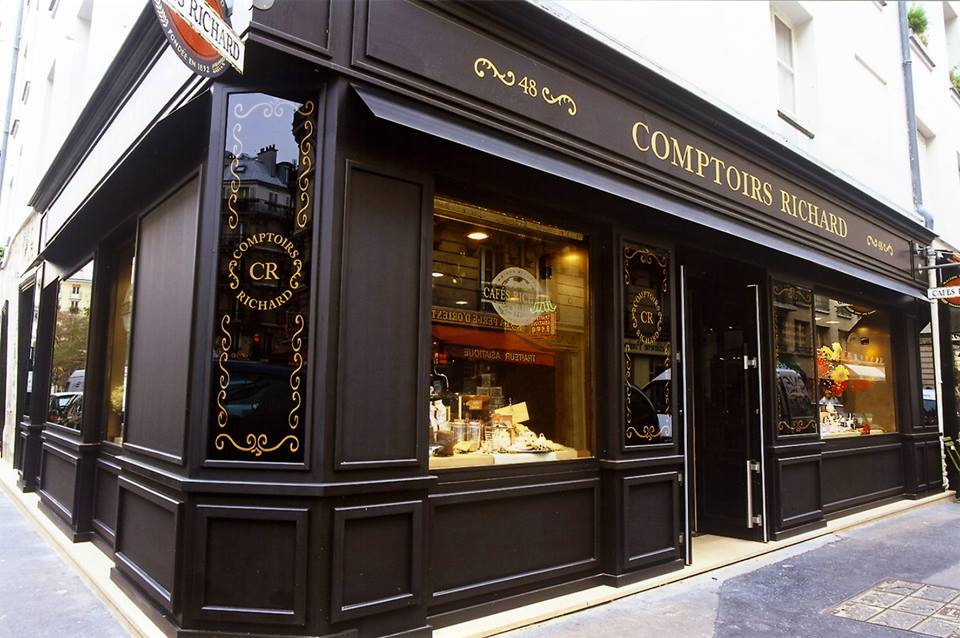 Boutique Comptoir Richard à Paris