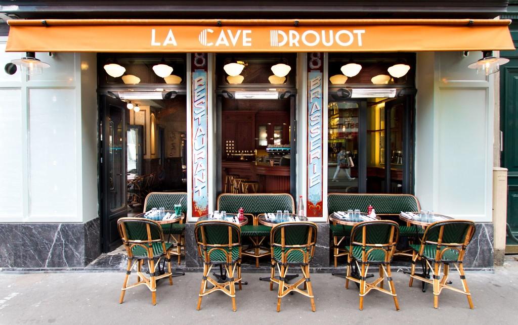 La Cave Drouot - bistro parisien - bar à vins