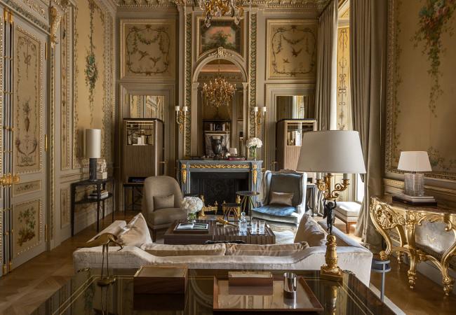 Hôtel de Crillon – une réouverture tant attendue – Place de la Concorde