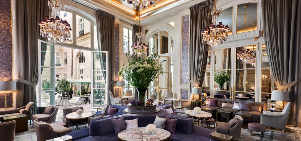 Hôtel le Crillon - Paris Frivole