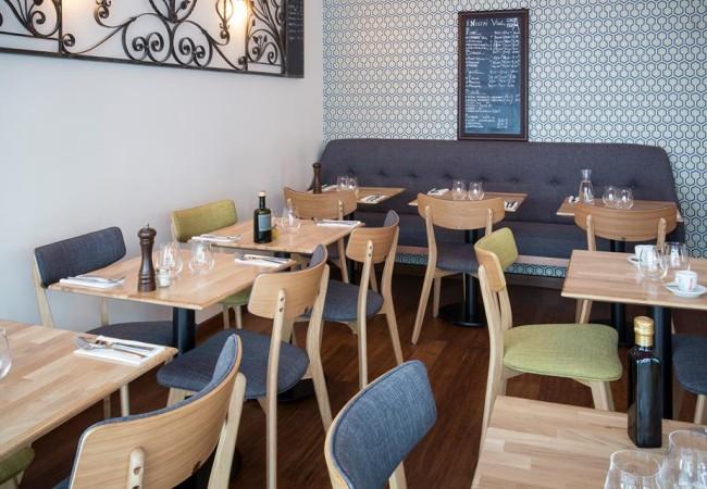 Casta Diva – restaurant italien contemporain dans le 10ème