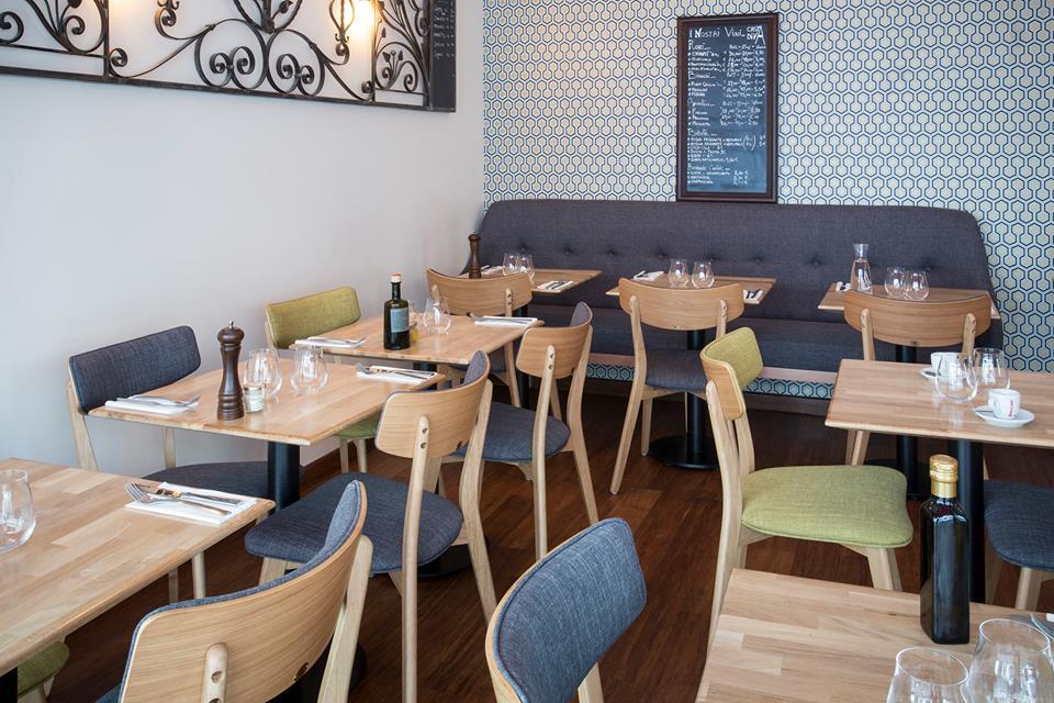 CASTA DIVA - restaurant paris italien - paris 10