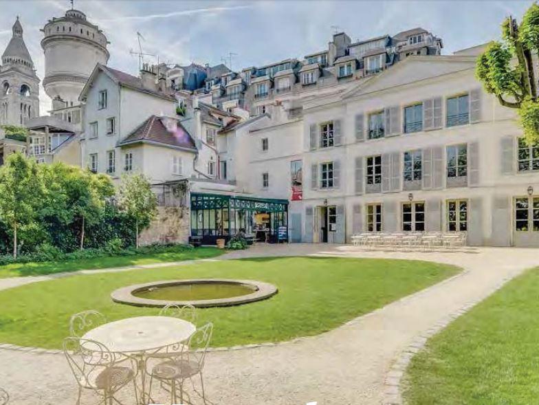 Café Renoir - musée de montmartre