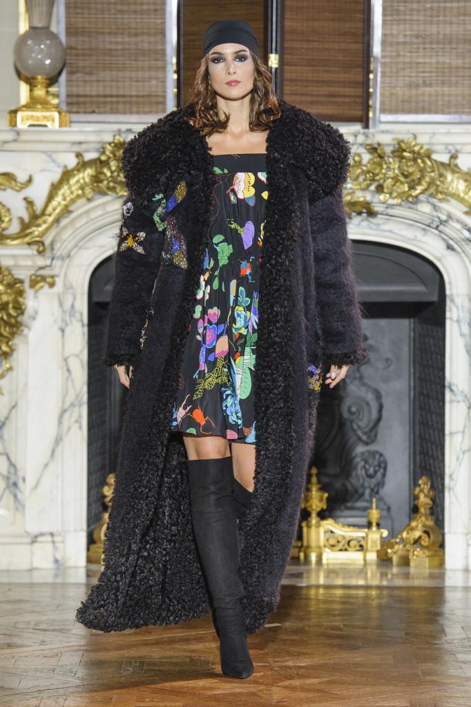 Paris Fashion Week automne hiver 2017 2018 - Ewa Minge