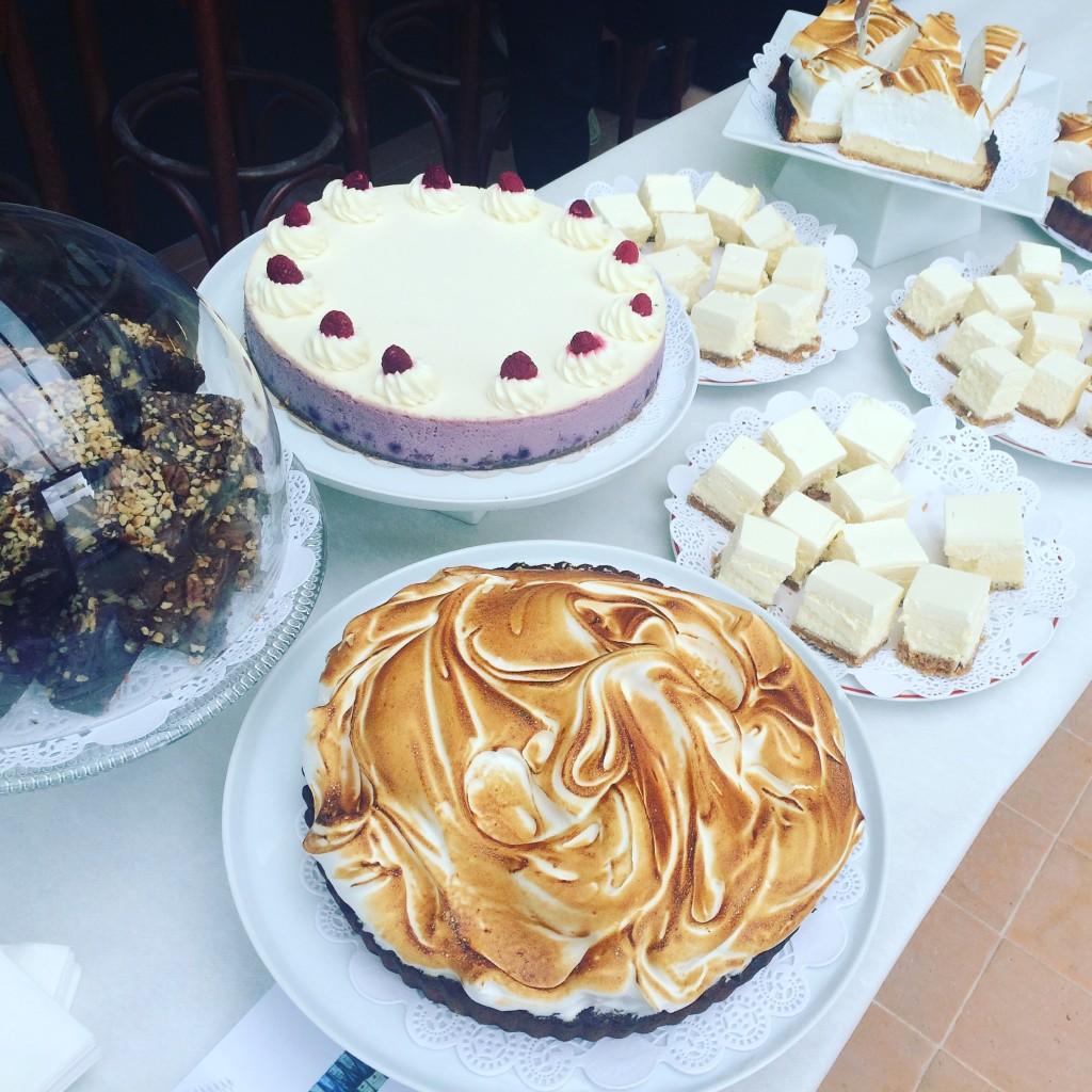 Rachel's cake - Café Renoir