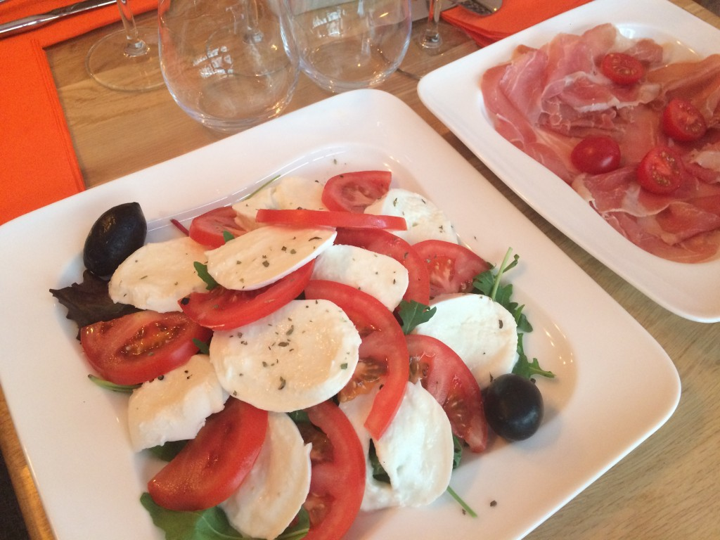 Casta Diva - restaurant italien - Paris 10