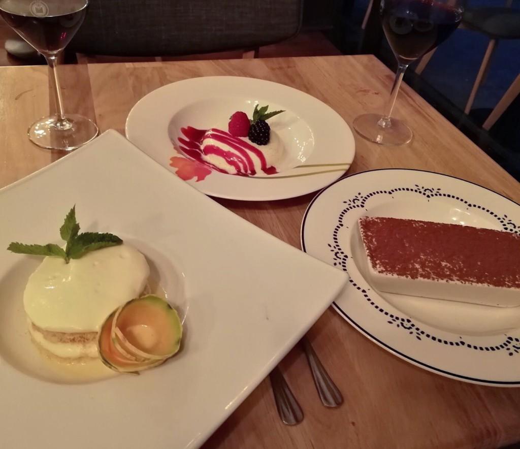 Desserts italiens - casta diva