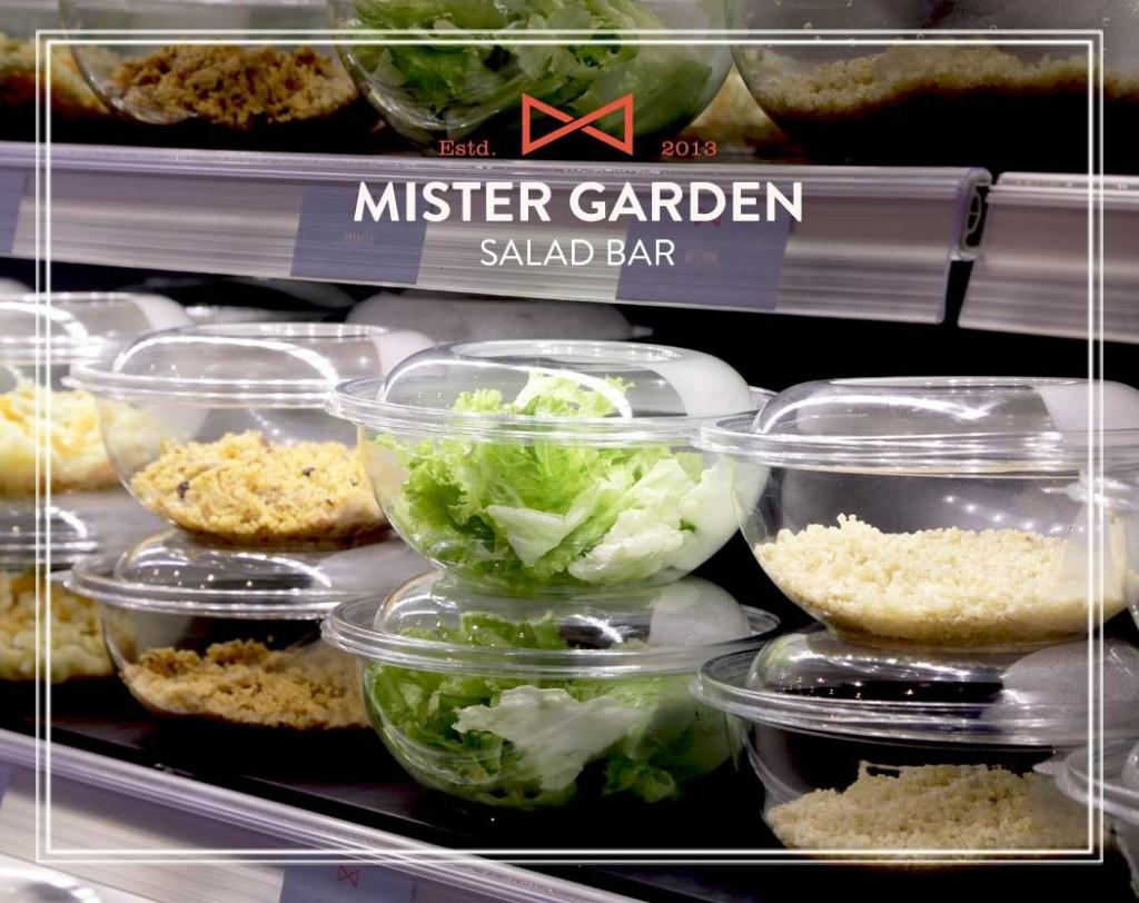 salad bar - mister garden