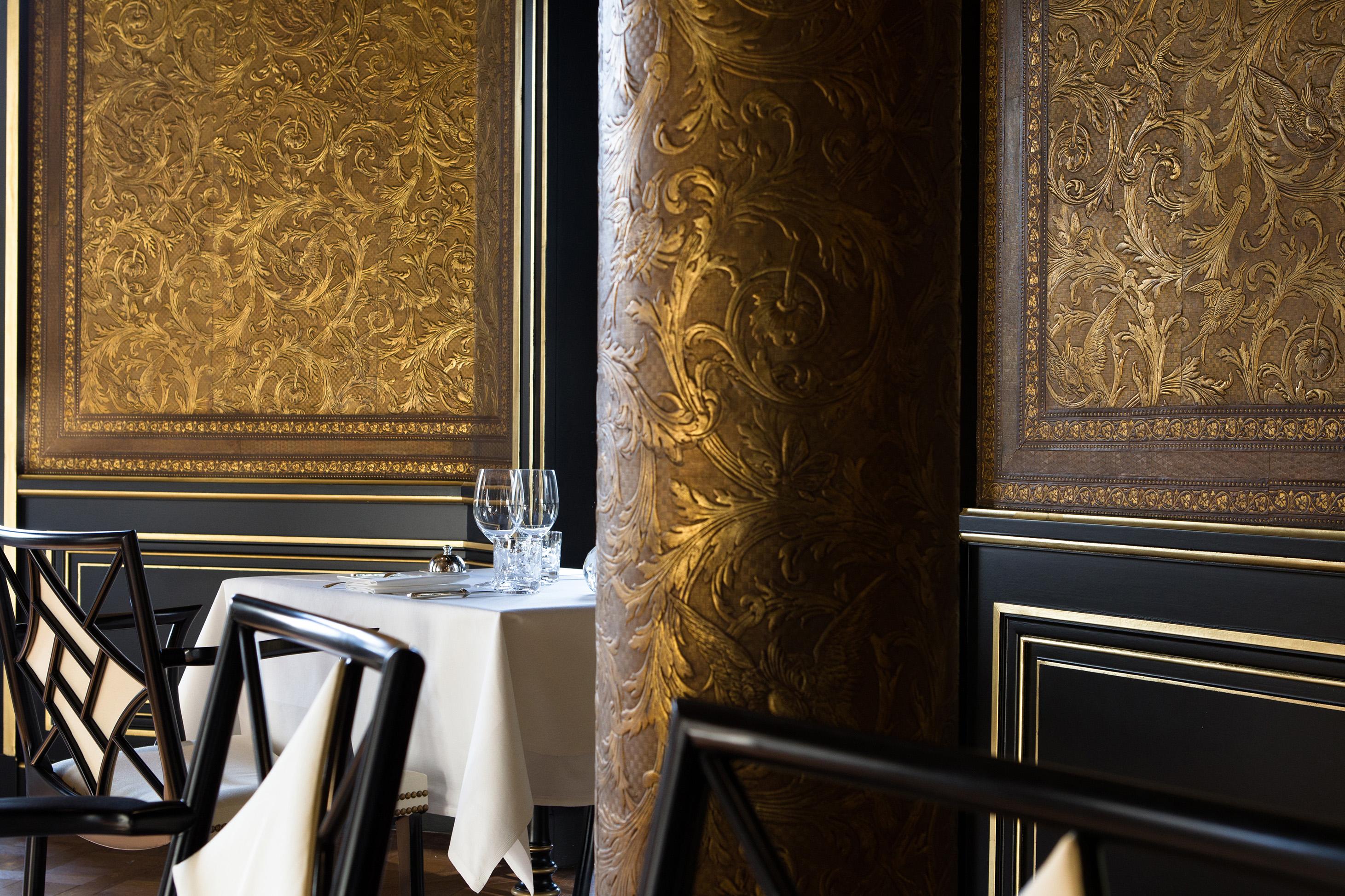 la r serve paris h tel spa palace restaurant le gabriel paris frivole. Black Bedroom Furniture Sets. Home Design Ideas