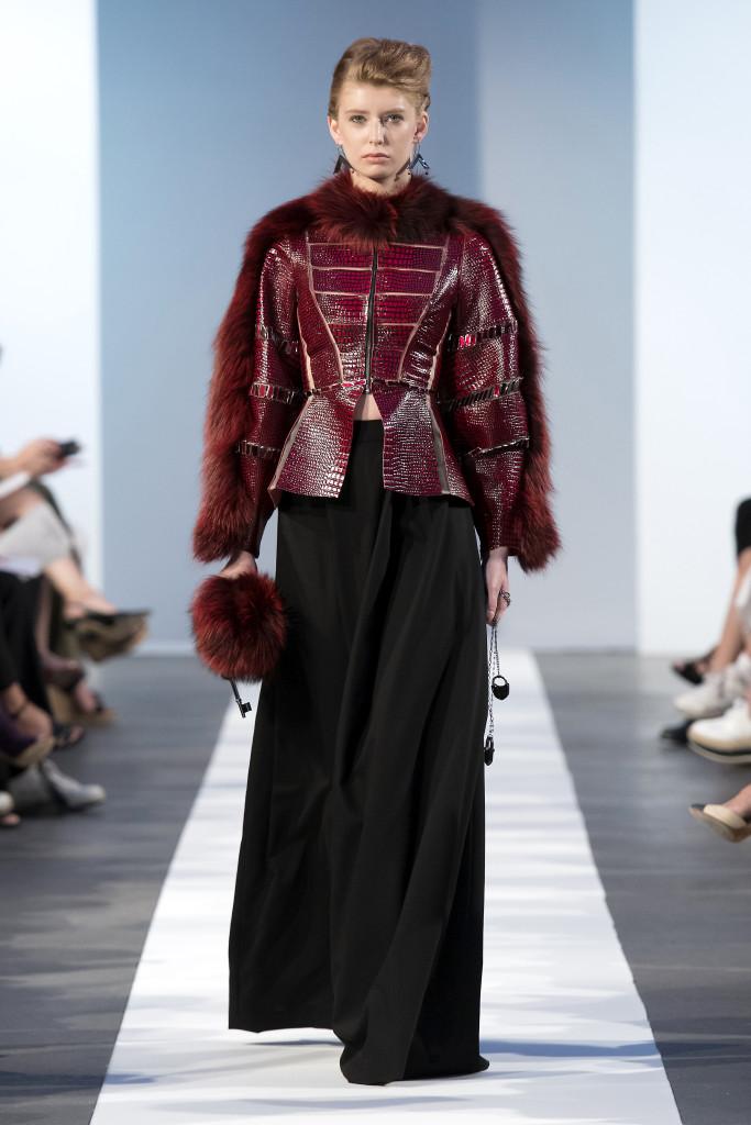 Laskaris - paris frivole - défilé de mode