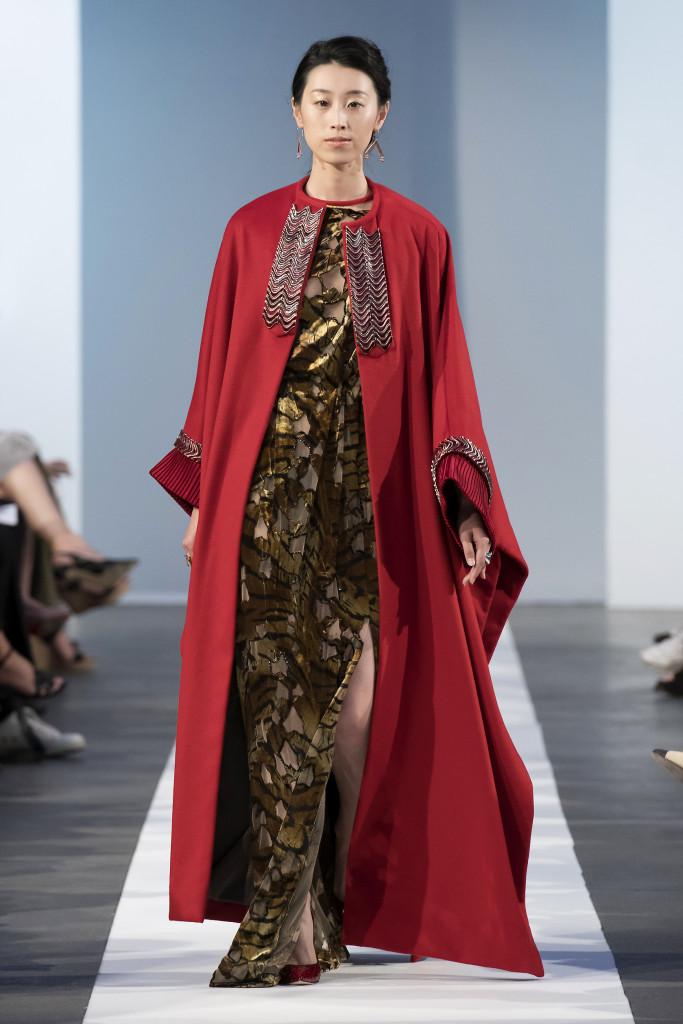 Laskaris - Paris Frivole  - fashion week