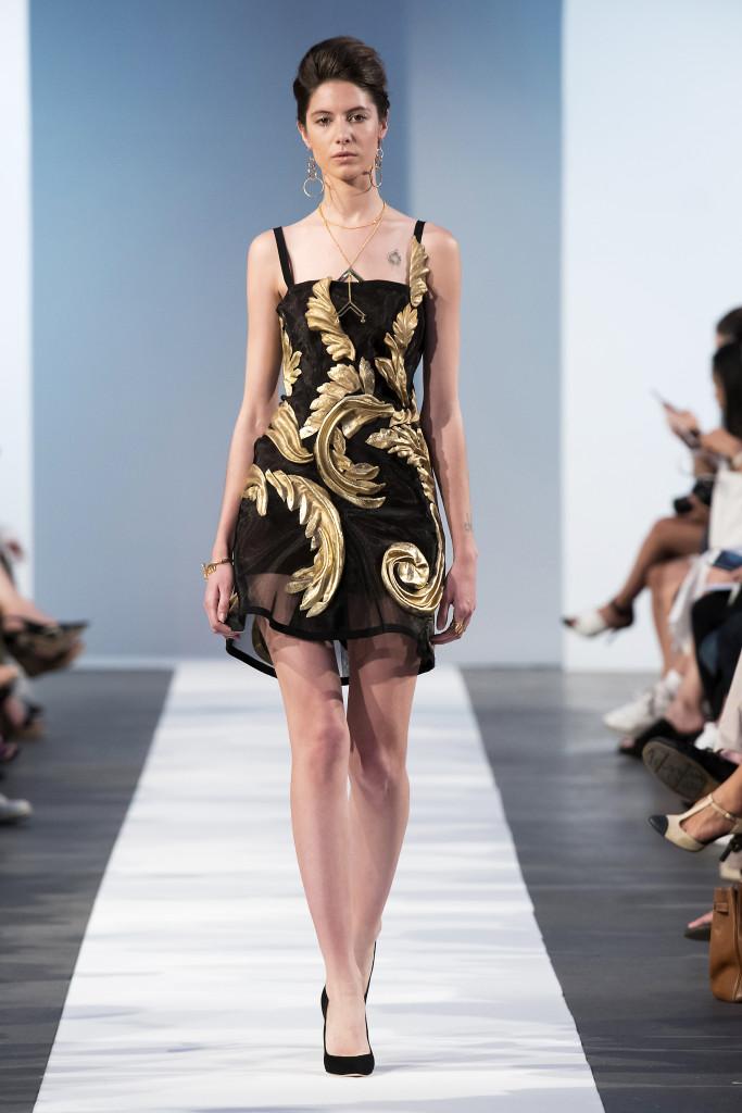 Laskaris - paris fashion week - paris frivole