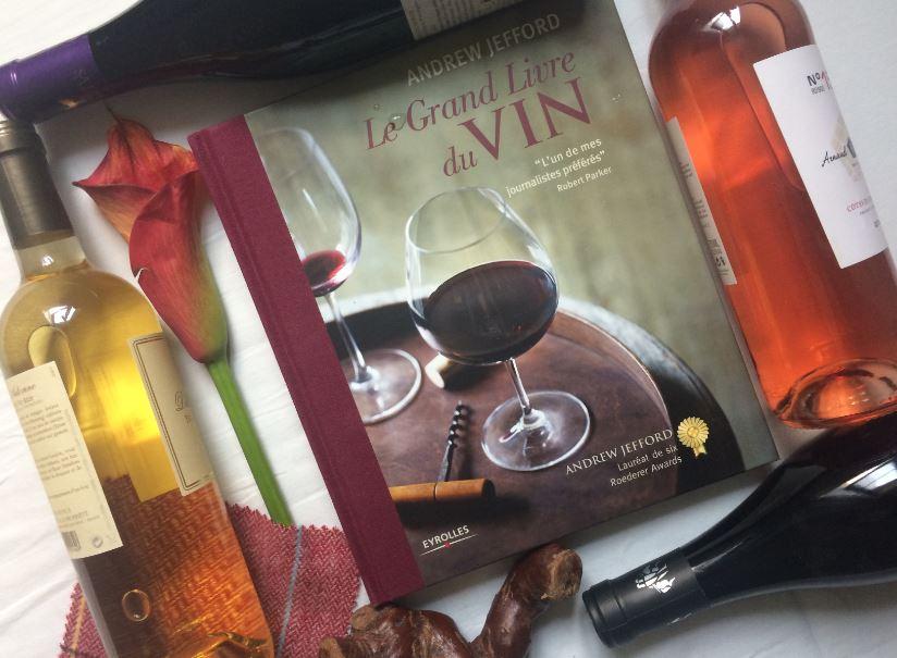Le Grand Livre du Vin - Eyrolles