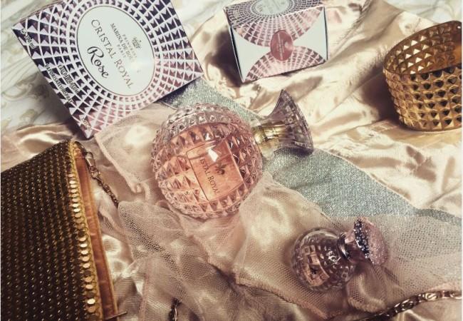 Cristal Rose – parfum Princesse Marina de Bourbon