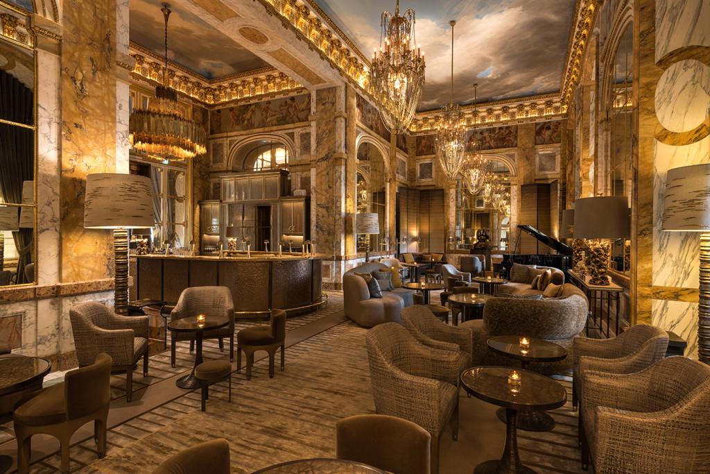 les ambassadeurs - hôtel de Crillon