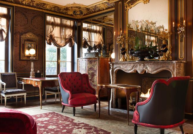 La Réserve Paris Hôtel & Spa – Palace – Restaurant le Gabriel