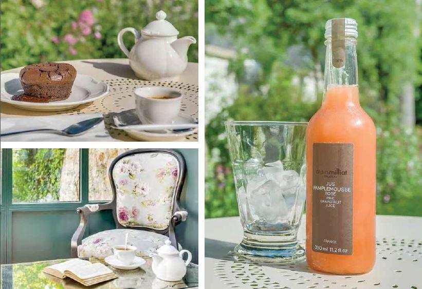 tea time café renoir - montmartre