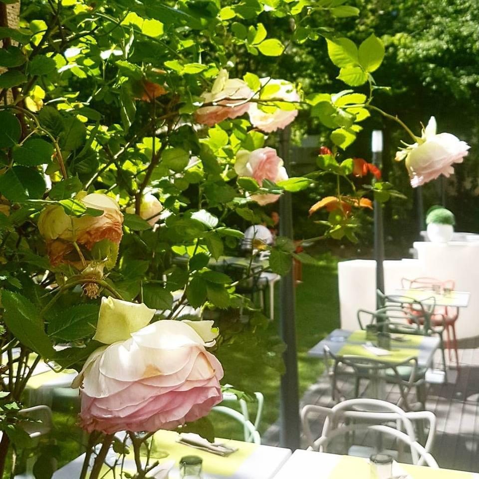 Le Jardin - blog parisien - belle terrasse à Paris