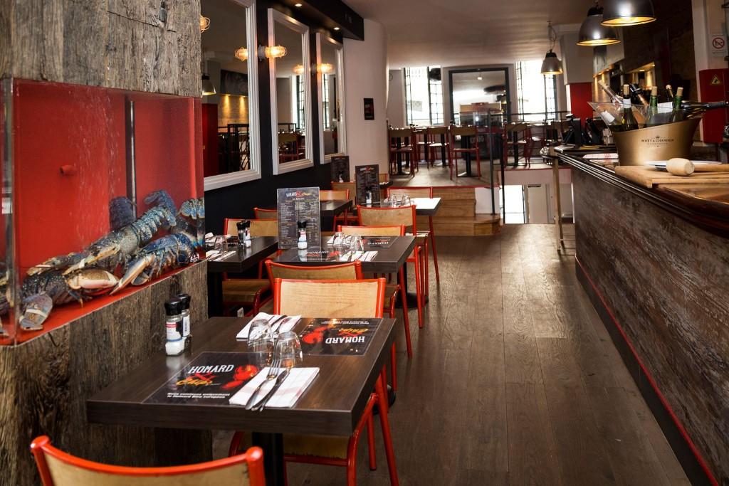 Homard & Chips - restaurant homard à paris