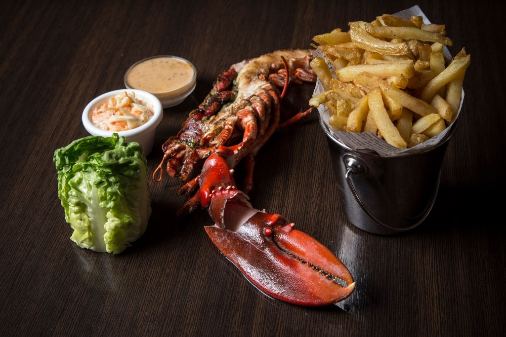 Homard & Chips - paris 6