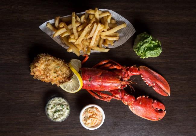 Homard & Chips – la cantine du homard à Paris