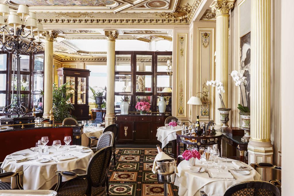 Le Café de la Paix - Opéra - Paris Frivole