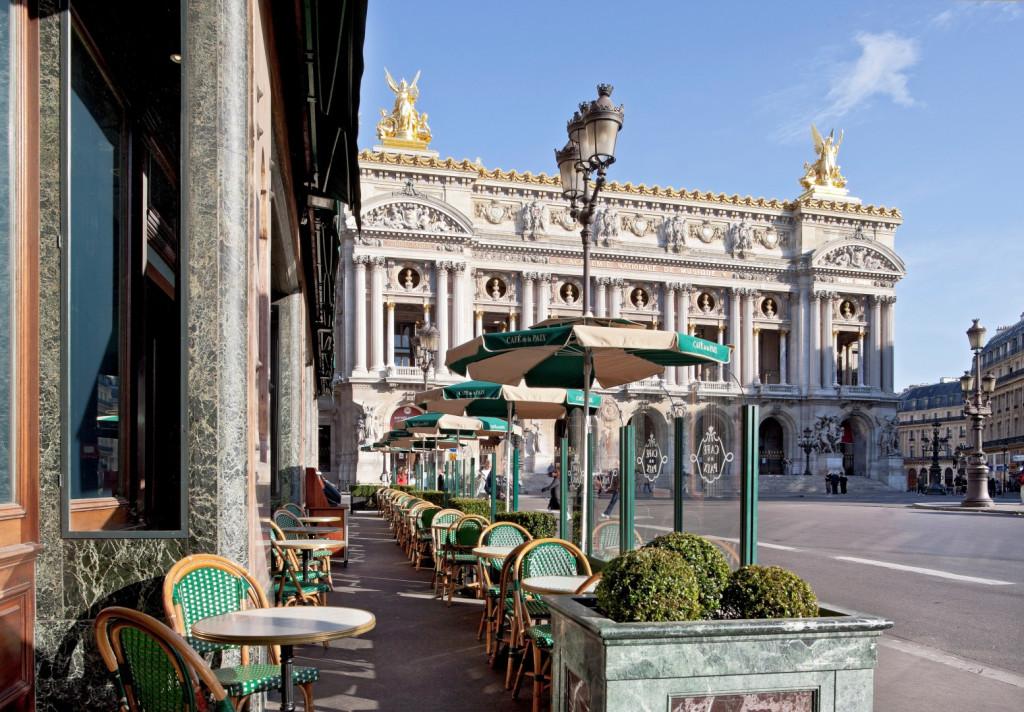 Le Café de la Paix - Opéra Paris