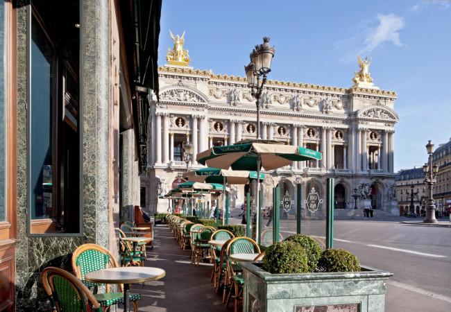 Le Café de la Paix s'offre la carte du Carlton – Un air de Croisette