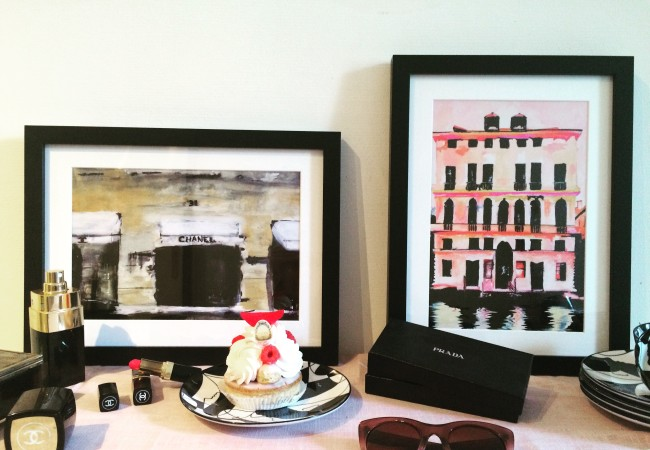 Juniqe – les oeuvres de Leigh Viner – art mural