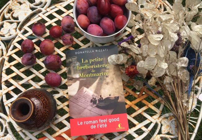 La petite herboristerie de Montmartre – éditions Charleston