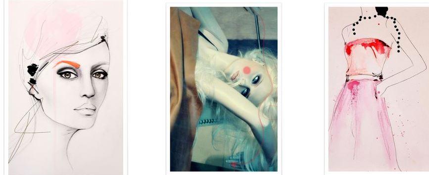 Leigh Viner - artist - paris frivole