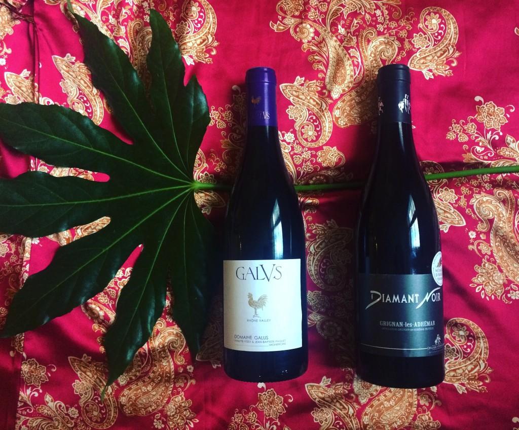 sélection vins rouges - blog vin