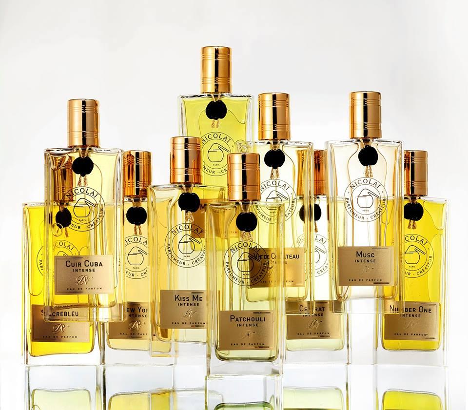 Haute parfumerie parisienne - Nicolaï