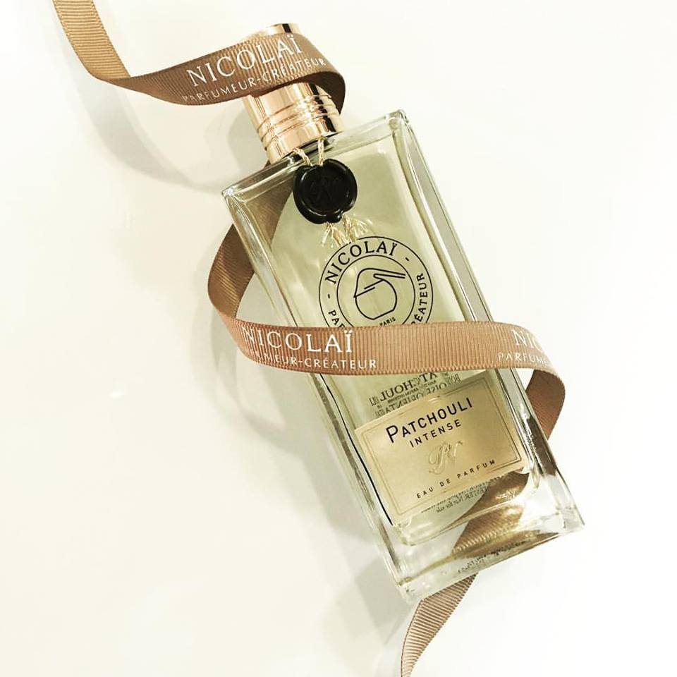 Nicolaï - parfum Patchouli Intense - paris frivole