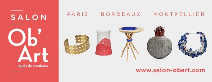 Paris Frivole partenaire du salon Obart