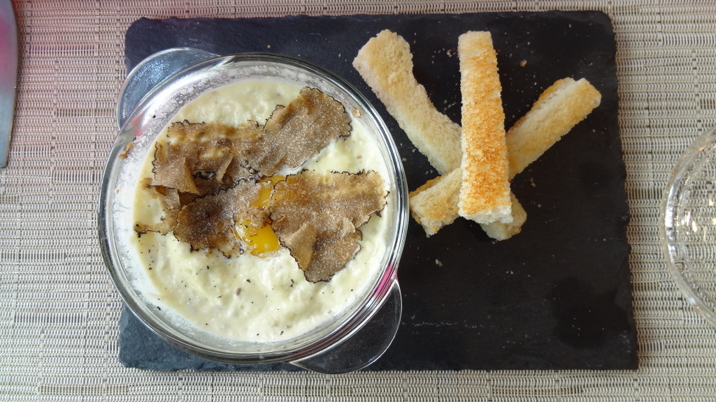 Truffes Folie - blog gastronomie - paris