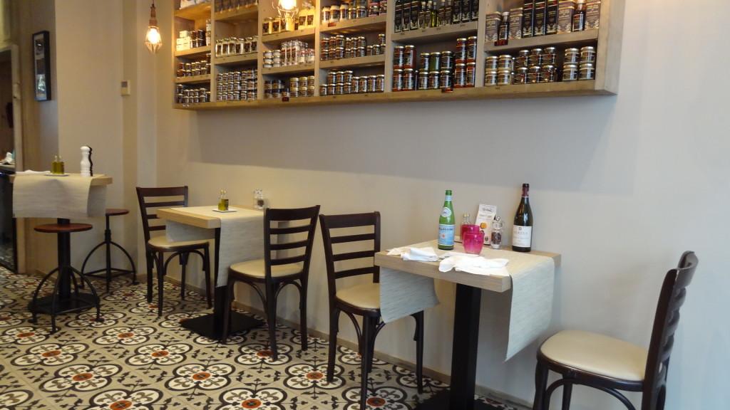 Truffes Folies - nouveau restaurant rue de Berri