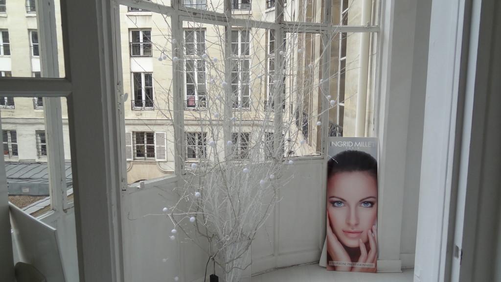 Ahimsa chez Ingrid Millet - blog beauté parisien