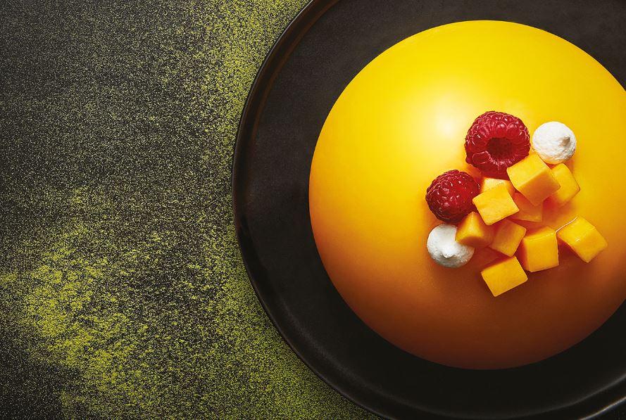 Dessert de Noël - Monoprix gourmet - Paris Frivole