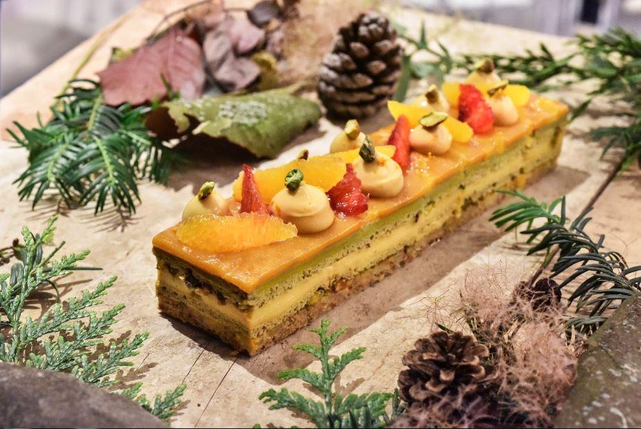 Foucade - bûches - collection de Noël - recettes saines et savoureuses