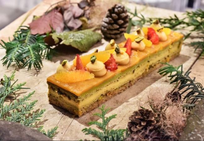 Foucade – bûches – collection de Noël – recettes saines et savoureuses