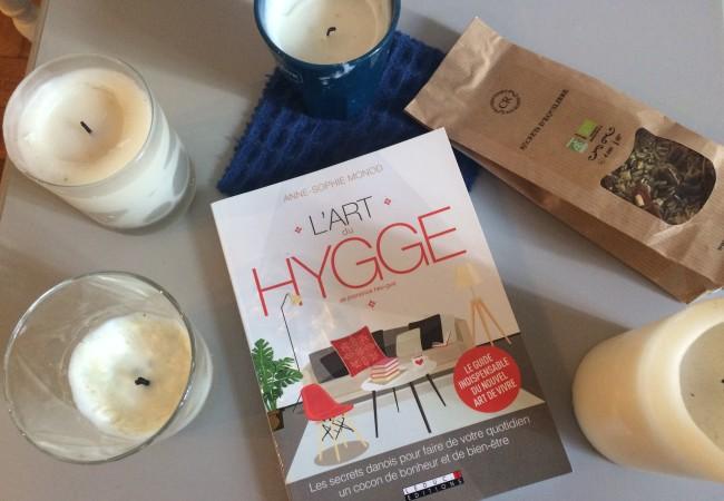 L'art du Hygge – les secrets danois pour être heureux chez soi – éditions Leduc
