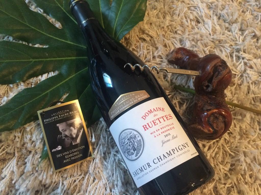 Vin de Loire - Philippe Faure Brac - blog sur le vin