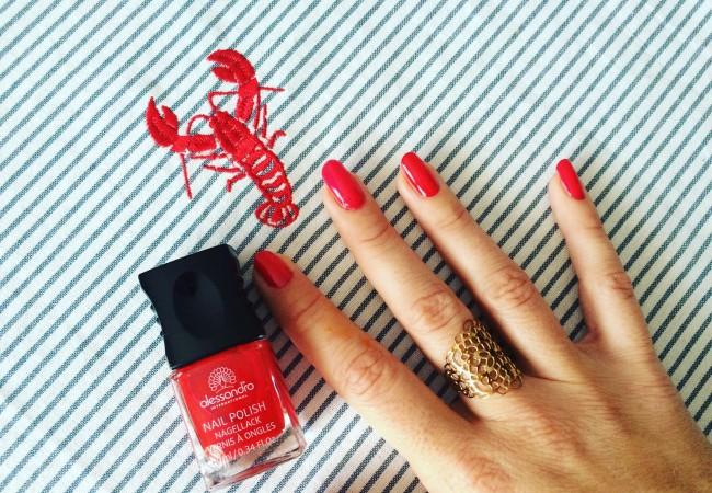 Alessandro International – 99 couleurs de vernis à ongles