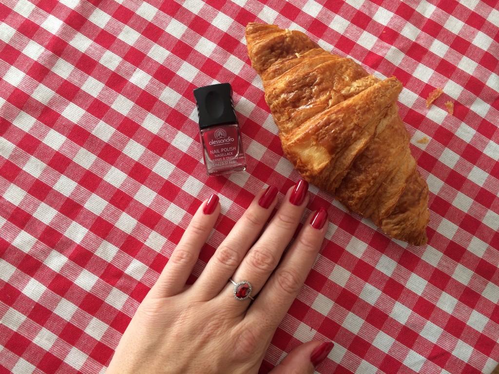 Alessandro Internation - la parisienne - vernis à ongles