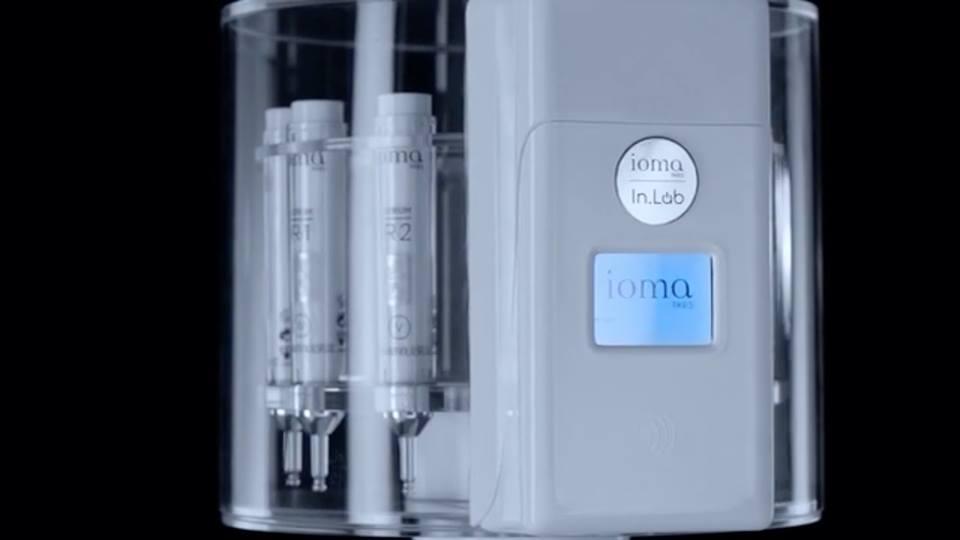 Ioma Paris - Ma Crème - crème sur mesure - In Lab