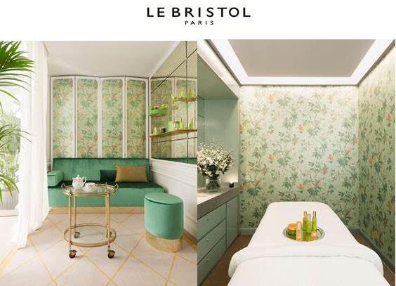 Le spa Le Bristol by La Prairie accueille la marque Tata Harper – carte des soins
