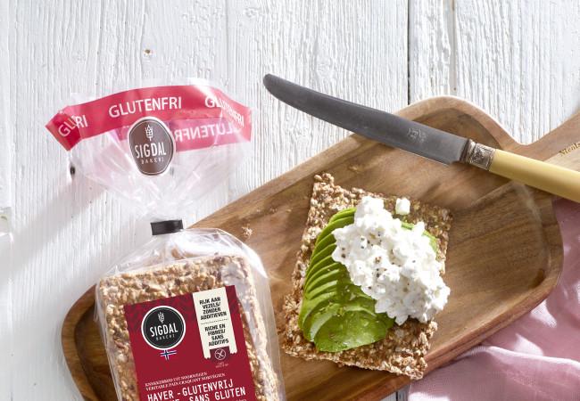 Sigdal – des pains norvégiens diététiques – graines